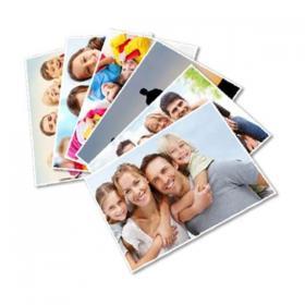 Impressão de Foto Papel Fotográfico 180g 21x15cm   Corte Reto A quantidade deve ser multipla de 2.